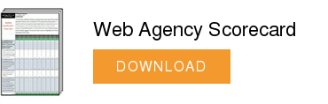 Web Agency Scorecard  DOWNLOAD