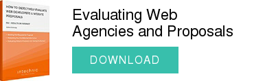 Evaluating Web Agencies and Proposals  DOWNLOAD