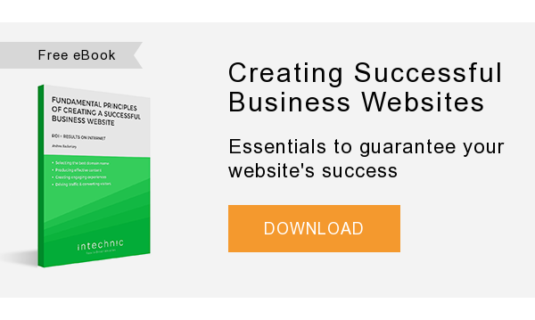 Free eBook   Creating Successful Business Websites  Essentials to guarantee your website's success  DOWNLOAD
