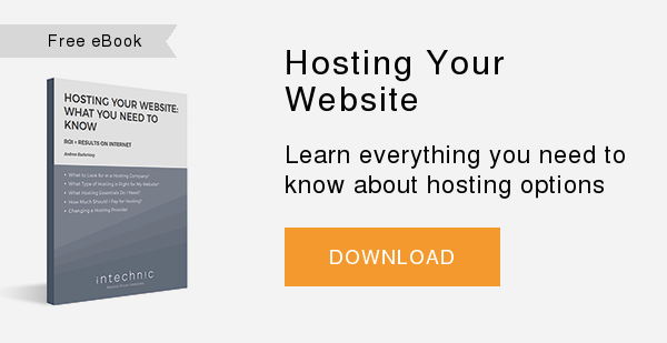 Free eBook   Hosting Your Website  Learn everything you need to know about hosting options  DOWNLOAD