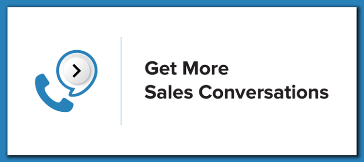 Get more Sales Conversations