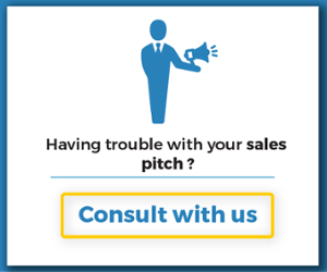 Having trouble with your sales pitch?