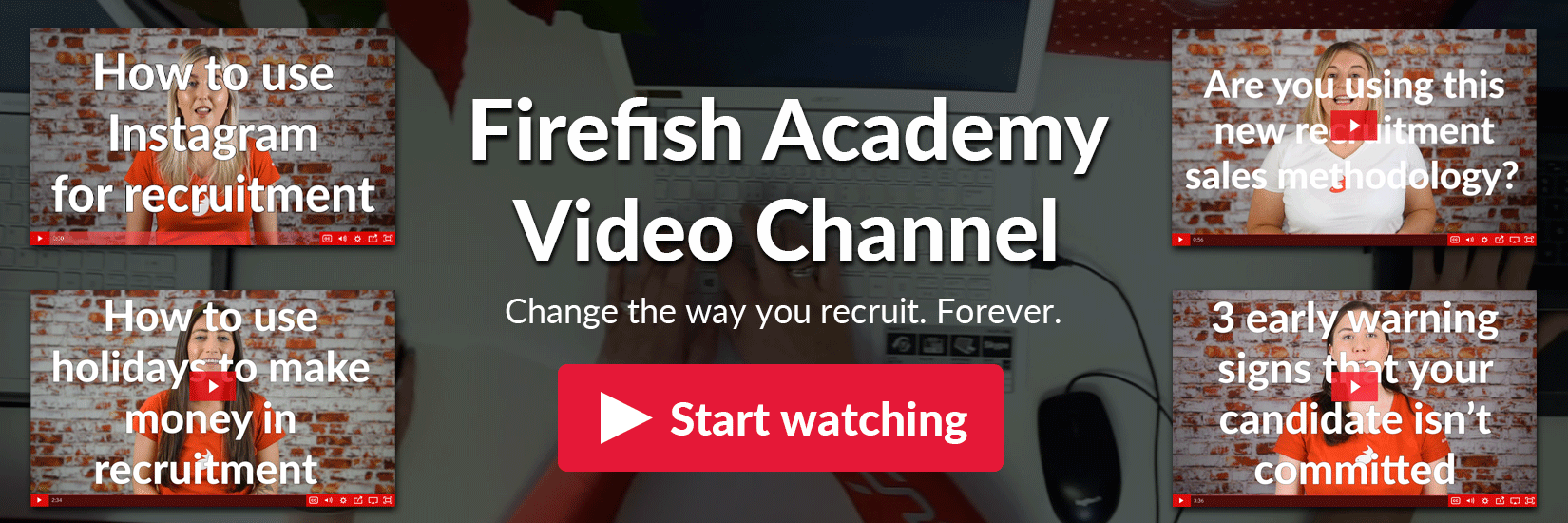 firefish academy video channel