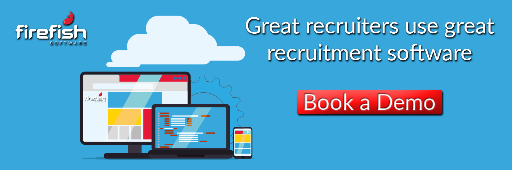 Book a demo of Firefish Recruitment Software