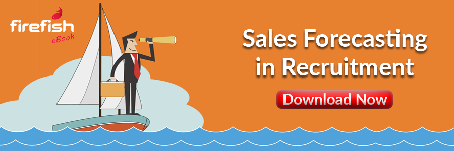 Sales Forecasting in Recruitment