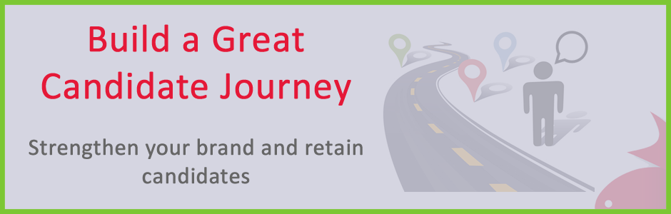 build a great candidate journey