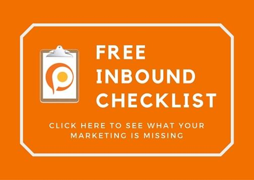 This Inbound Marketing tactical Checklist will help point you in the right direction