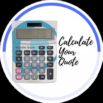 Website Price Calculator