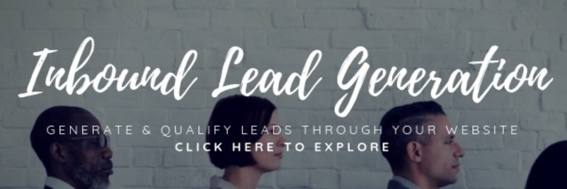 b2b inbound lead generation services by Orange Pegs Media