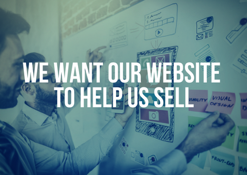 turn our website to a revenue MACHINE