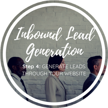 Inbound lead generation services