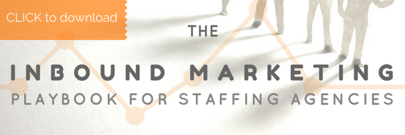 How to sell staffing services through inbound marketing
