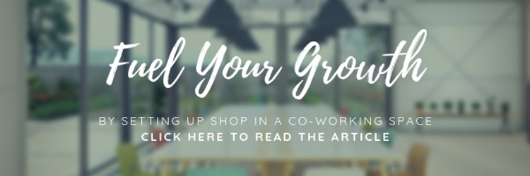 Grow Your Business by Setting up Shop in a Co-Working Space