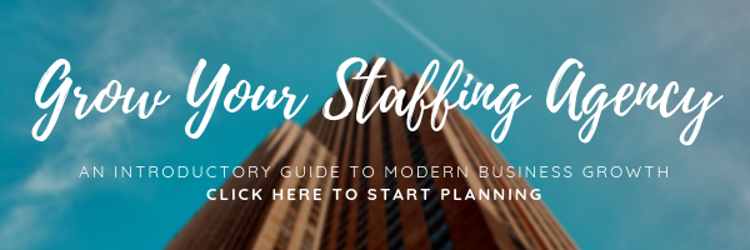 grow your staffing agency