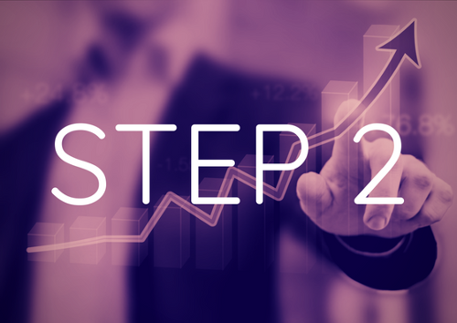 Step 2 - enable sales to sell more