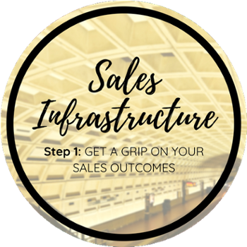 CRM implementation services (sales infrastructure)