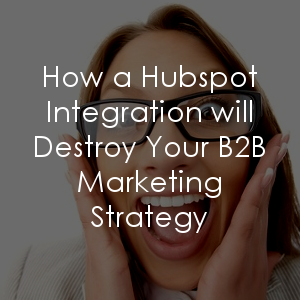 Don't purchase any of the Hubspot licenses until you read this - it's not going to solve all of your marketing problems, and here's what you'll need to fill the gap.