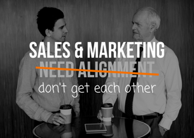 sales & marketing alignment
