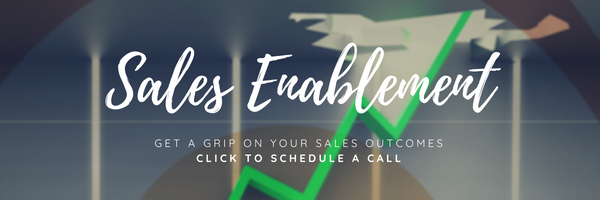Sales Enablement - schedule a call