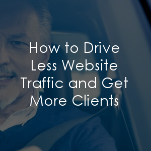Did you know that traffic isn't the only important metric to measure for your marketing investment? What about actual sales?