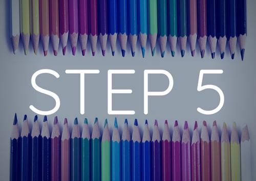 Step 5 - align sales & marketing