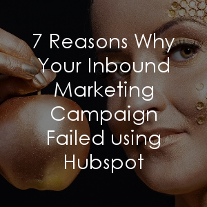 Hubspot is an incredible tool for delivering digital marketing, but it needs a capable and creative pilot, otherwise you'll do THESE things...
