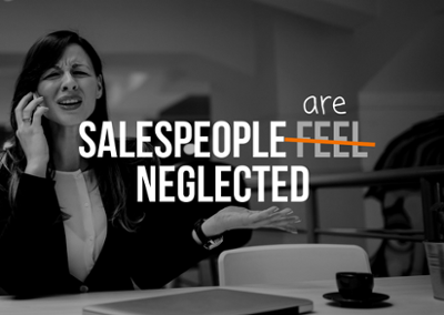 equip your sales people
