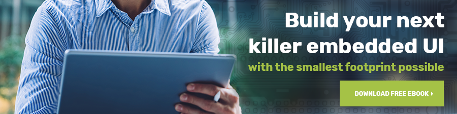 Crank Software - Download the free ebook Building your next killer embedded UI