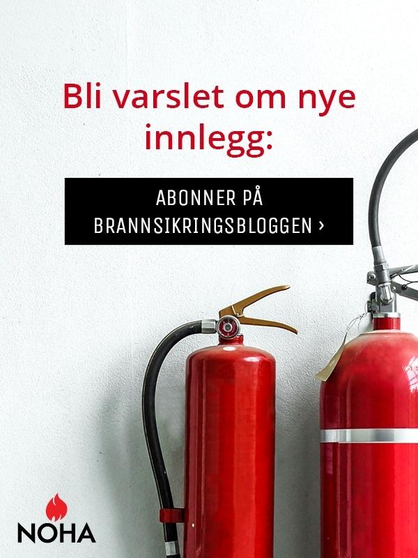 Bli varslet om nye innlegg: Abonner på Brannsikringsbloggen