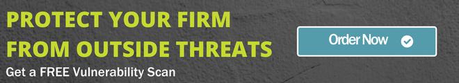 Free External Vulnerability Scan