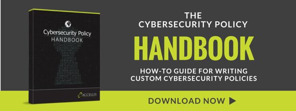 Download the Cybersecurity Policy Handbook