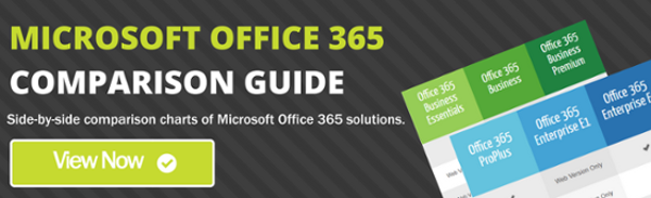 Microsoft Office 365 Comparison Guide