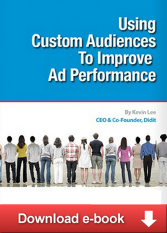 Using Custom Audiences to Improve Ad Performance
