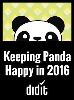 Keeping Panda Happy in 2016