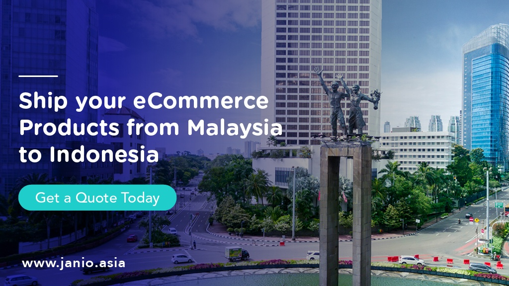 Roundabout in Jakarta - Ship your eCommerce Products from Malaysia to Indonesia