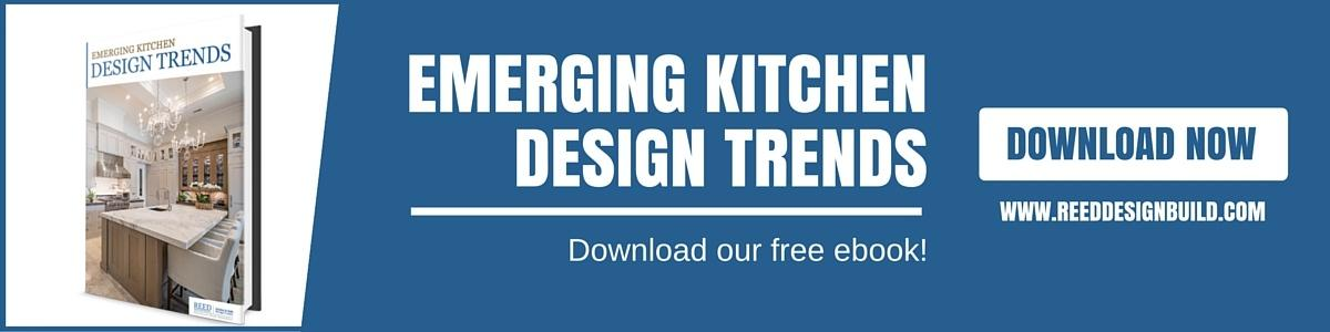 Emerging Kitchen Design Trends Ebook - Download Now!
