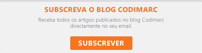 Subscrever Blog Codimarc