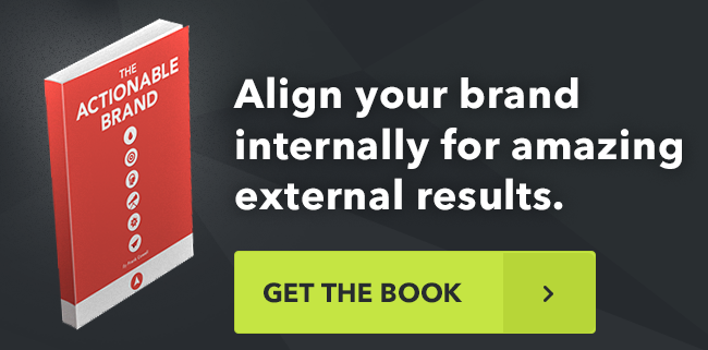 The Actionable Brand Book