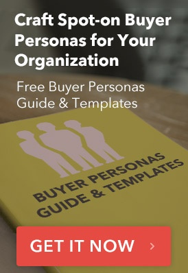 Download the Buyer Personas Guide & Templates