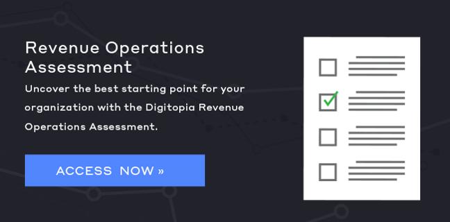 Revenue Operations Assessment CTA