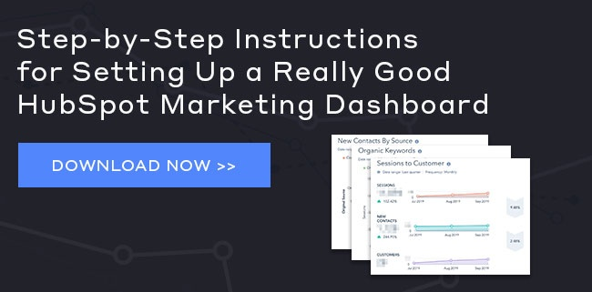 Step-by-Step Instruction for Setting Up a Really Good Hubspot Marketing Dashboard - Digitopia