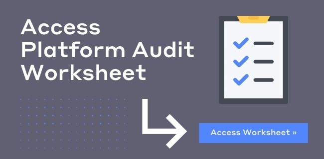 HubSpots Platform Audit Worksheet CTA