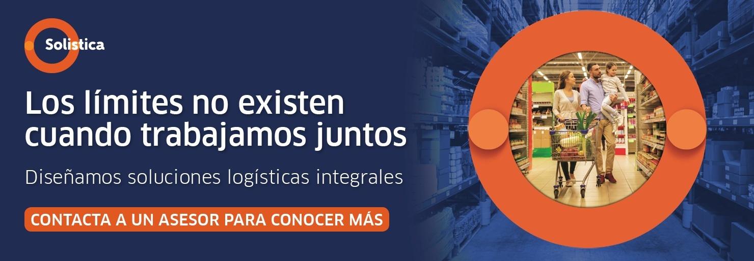 Diseñamos soluciones logísticas integrales
