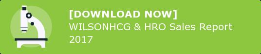 [DOWNLOAD NOW]  WILSONHCG &HRO Sales Report 2017