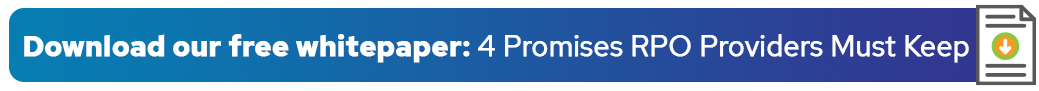 4 promises RPO providers must keep whitepaper