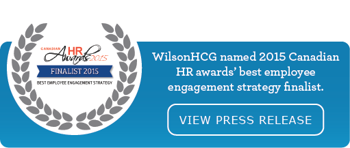 2015 Canadian HR Awards Best Employee Engagement Strategy