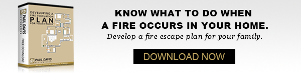 Fire Evacuation Plan for your family Louisville Ky
