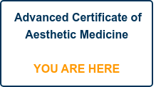Advanced Certificate of Aesthetic Medicine    YOU ARE HERE