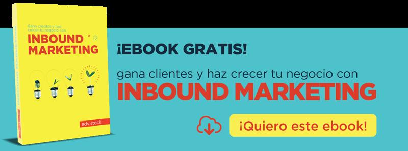 ebook haz crecer tu negocio y gana clientes con Inbound Marketing