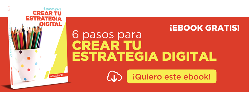 CTA Crea tu estrategia digital